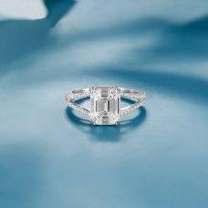 Sujin Diamond Ring 18K White Gold