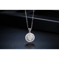 Sunshine Diamond Necklace