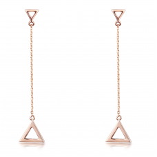 Sung Hyo Stud Earring 14K Rose Gold