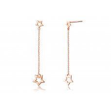 Siwoo Stud Earring 14K Rose Gold