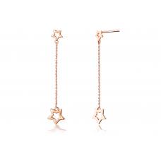 Siwoo Stud Earring 14K Rose Gold
