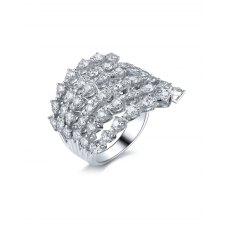 Regel Diamond Ring 18K White Gold