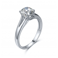 1.00 Carat J VVS2 (With Ring Casing)