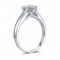 1.00 Carat F SI1 (With Ring Casing)