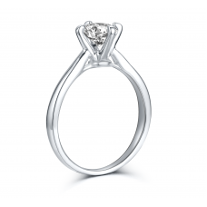 0.38 Carat E SI1 (With Ring Casing)