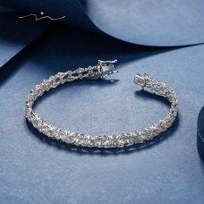 Marien Diamond Bracelet 18K White Gold
