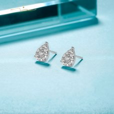Kingston Diamond Earring 18K White Gold