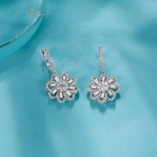 Spiecks Diamond Earring 18K White Gold