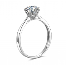 0.90 Carat H SI1 (With Ring Casing)