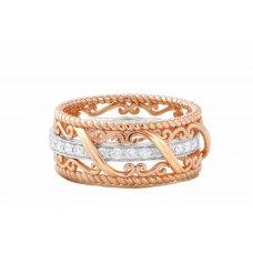 Alder Prong Diamond Ring