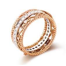 Alder Prong Diamond Ring