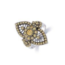Catalina Prong Diamond Ring