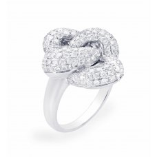 Rusumo Pave Diamond Ring