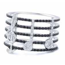 Tagbo Prong Spinel Diamond Ring