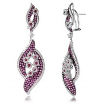 Babel Prong Diamond Earring