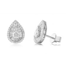 Lolab Prong Diamond Earring