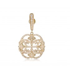 Bartle Prong Diamond Earring