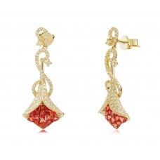 Bailey Prong Diamond Earring